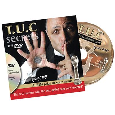 T.U.C. Secrets the DVD by Tango Magic