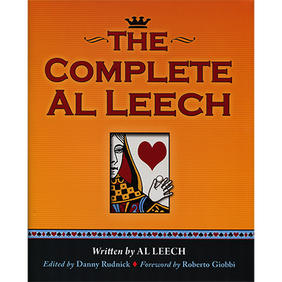 The Complete Al Leech by Al Leach - Book