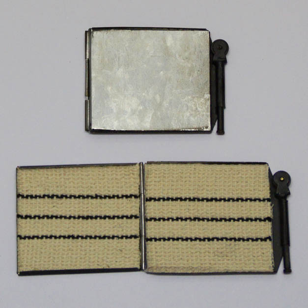 New Fire Wallet Gimmick - Feuer Brieftasche Gimmick