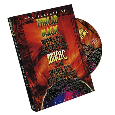 Thread Magic (World's Greatest Magic) - DVD
