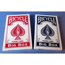 Big Bicycle Cards Jumbo rot