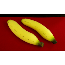 Sponge Bananas (large/2 pieces) by Alexander May  - Bananen Vermehrung