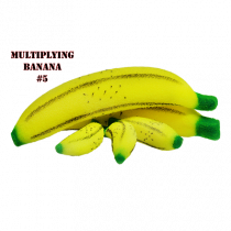 Multiplying Bananas (5 piece)   - Bananen Vermehrung