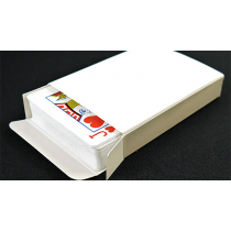 Blank Poker Sized Tuck Box - leere Kartenschachtel