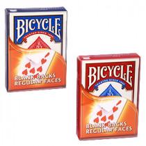 Bicycle Blank Backs/Regular Faces