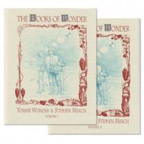 Books of Wonder Volumes 1-2 by Tommy Wonder (2 Books)