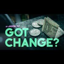 Got Change? by Jason Yu