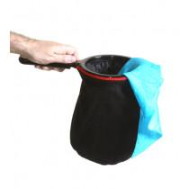 Change Bag Standard (Black) by Bazar de Magia - Changierbeutel 2-fach