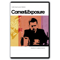 Corner & Exposure by Cameron Francis (DVD + Download)