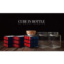 Cube In Bottle by Henry Harrius