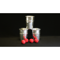 P&L Cups and Balls by P&L