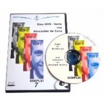 Die Karte in Brieftasche von Alexander de Cova (DVD)