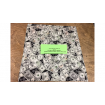 Double Pocket Money Production/Vanish Change Foulard by Ickle Pickle Products