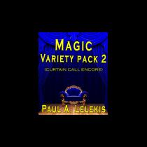 Magic Variety Pack II by Paul A. Lelekis eBook DOWNLOAD
