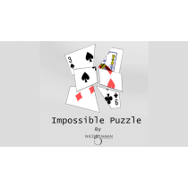 Impossible Puzzle by Nico Guaman mixed media DOWNLOAD