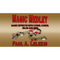 MAGIC MEDLEY by Paul A. Lelekis Mixed Media DOWNLOAD
