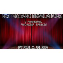 PASTEBOARD REVELATIONS  by Paul A. Lelekis mixed media DOWNLOAD