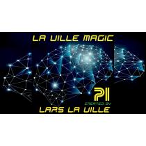 La Ville Magic Present Pi By Lars La Ville mixed media DOWNLOAD