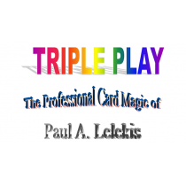 Triple Play by Paul A. Lelekis Mixed Media DOWNLOAD