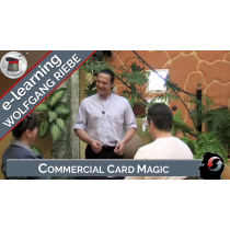Commercial Card Magic by Wolfgang Riebe video DOWNLOAD