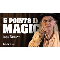 Juan Tamariz MASTER CLASS Vol. 4