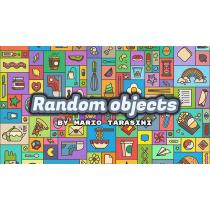 Random objects by Mario Tarasini video DOWNLOAD