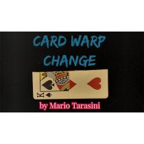 Card Warp Change by Mario Tarasini video DOWNLOAD