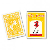 Cards Dr. Leon Deck (gelb) by Hiro Sakai