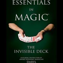 Essentials in Magic Invisible Deck - English video DOWNLOAD