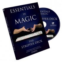 Essentials in Magic Stripper Deck