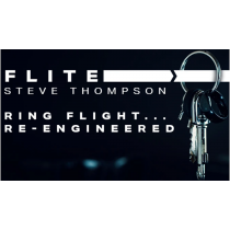 Flite by Steve Thompson /  Ring to Keychain