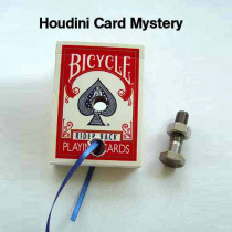 Houdini Card (Escape) Mystery by Charles Gauci
