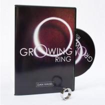 Growing Ring by Dan Hauss