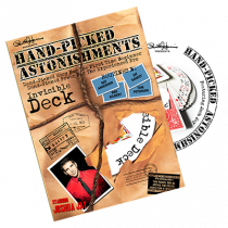 Paul Harris Presents Hand-picked Astonishments (Invisible Deck) by Paul Harris and Joshua Jay