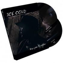 Ice Cold: Propless Mentalism (2 DVD Set) Limited Edition by Morgan Strebler and SansMinds