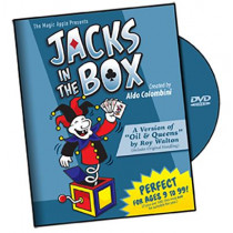 Jacks in the Box by Aldo Colombini