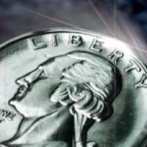 Super Coin (Halfdollar) by John Kennedy  (mit DVD)
