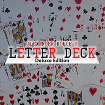 Letter Deck - Deluxe Edition