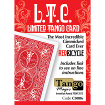 L.T.C Limited Tango Card rot