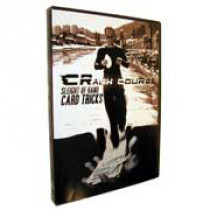 Crash Course in Sleight of Hand Card (DVD) (Ellusionist)