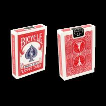 Bicycle Mandolin 809 Karten (rot) by USPCC