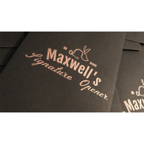 Maxwell's Signature Opener (Gimmicks and Online Instructions) by The Other Brothers