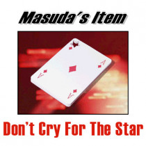 Don't cry for the star by Masuda
