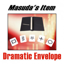 Dramatic Envelope by Masuda