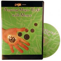Amazing Magic Tricks with Money (DVD)