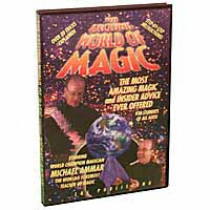 Exciting World of Magic - Michael Ammar (DVD)