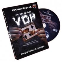 VDP by John Van Der Put & Alakazam (DVD)