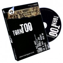 Torn Too by Daniel Garcia (DVD)