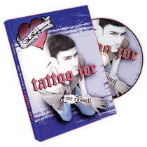 Tattoo Joe by Joe Russell and Paul Harris (DVD)