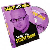 Sankey's Best Street Magic (DVD)